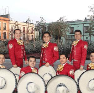 Contratación de Mariachi 6 músicos pago en línea